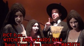 PICT Plays… Witches and Wizards Gala 2014